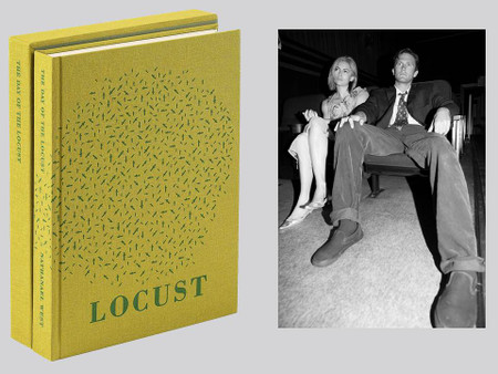 The Day of the Locust by Nathanael West, Photography by Lucy Gray, Arion Press