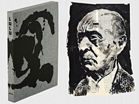 The Lulu Plays by Frank Wedekind, Art by William Kentridge, Arion Press, 139 of 400