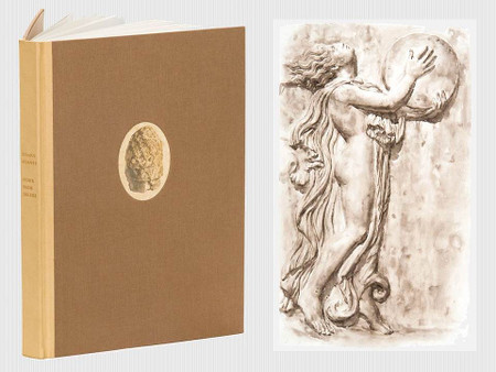 Stone from Delphi by Seamus Heaney, Art by Wendy Artin, Arion Press, 83 of 300