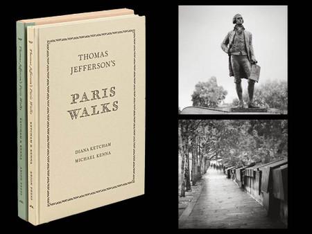 Thomas Jefferson's Paris Walks,  Photos by Michael Kenna, Arion Press, 60 of 400