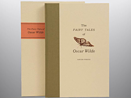 The Fairy Tales of Oscar Wilde,  Arion Press, Deluxe Limited Edition, 12 of 25