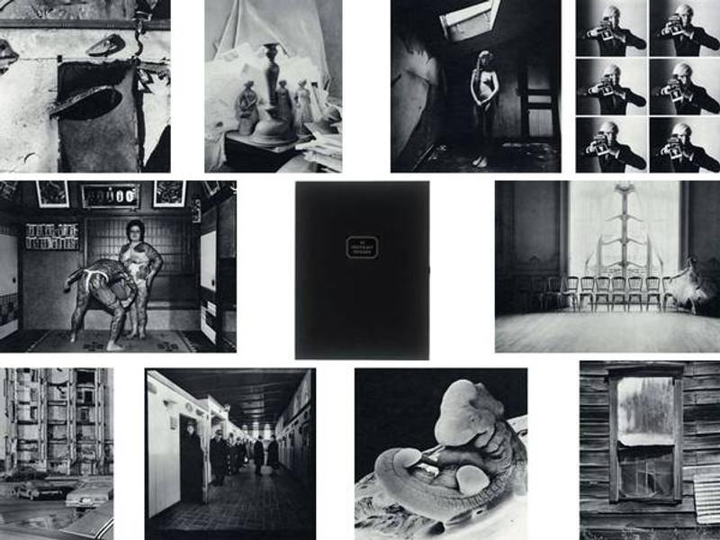 Twelve Instant Images: A Remarkable Portfolio of Signed Prints by Modern Masters
