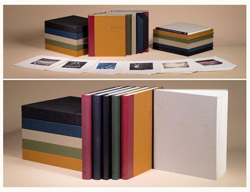 The Journal of Contemporary Photography, Museum Editions with Portfolios