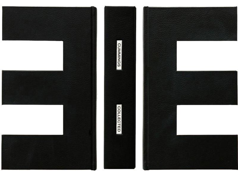 E.E. Cummings: The Complete Poems 1904-1962, Unique Binding by Richard Tuttle