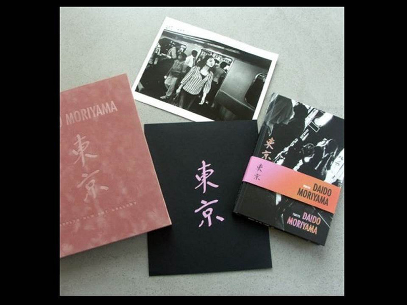 Daido Moriyama: Tokyo, Deluxe Limited Edition with Signed Print, 33 of 40
