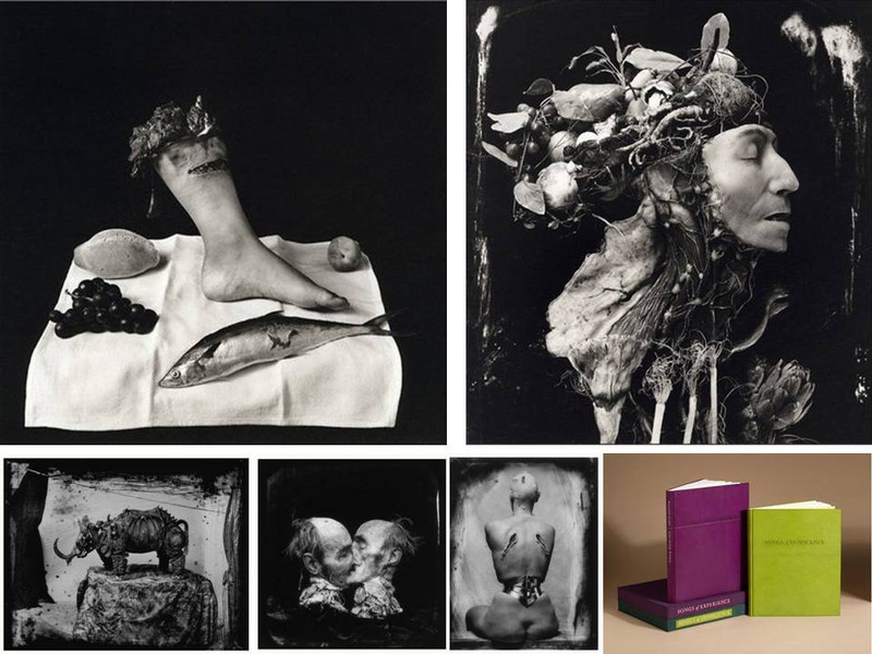 Joel-Peter Witkin: Songs of Innocence & Experience, 22 Signed Platinum Prints