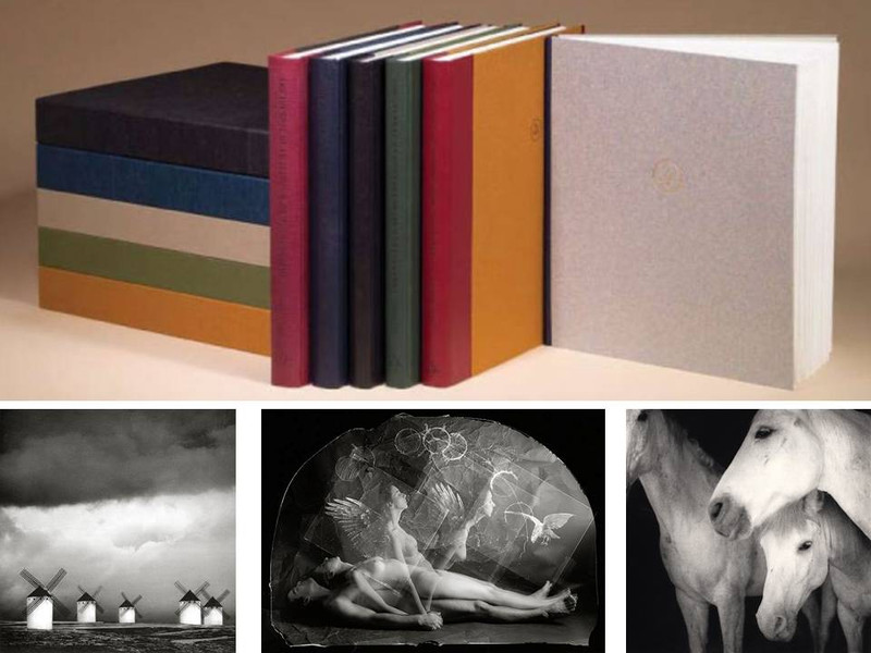 The Journal of Contemporary Photography, 6 Volumes, Signed Deluxe Editions