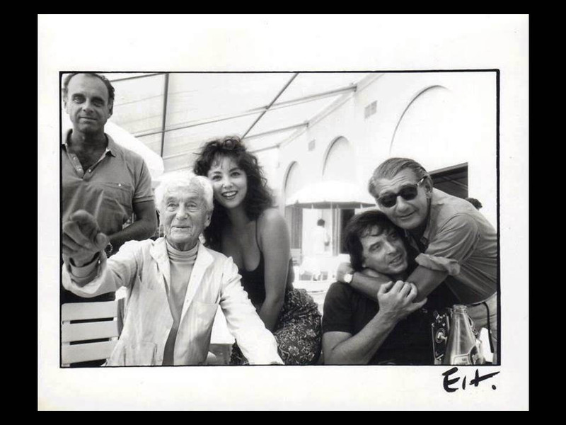Eikoh Hosoe: Signed Original Print: Lartigue, Newton, Gibson, Bailey