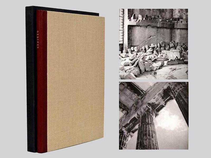 Oedipus by Friedrich Durrenmatt, Photos by Marie Cosindas, Signed LE