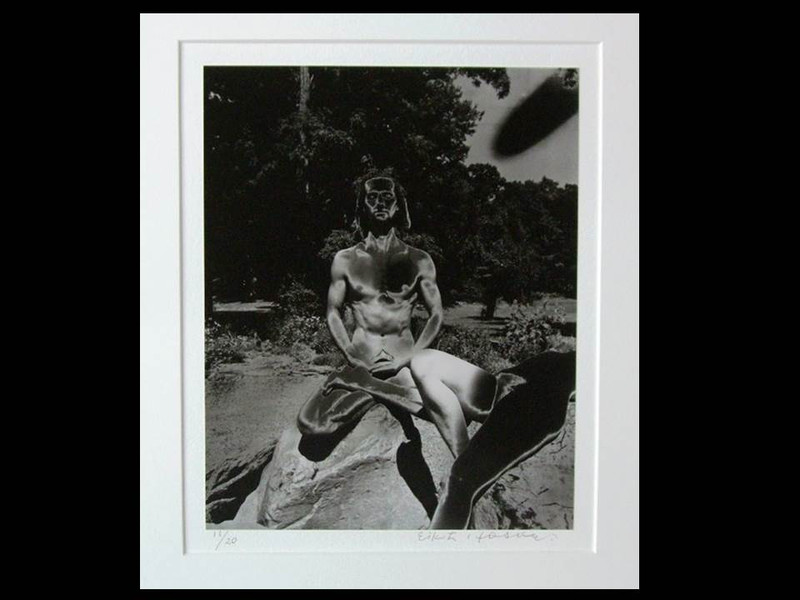 Eikoh Hosoe: Morning of the Eclipse, Signed Silver Gelatin Print