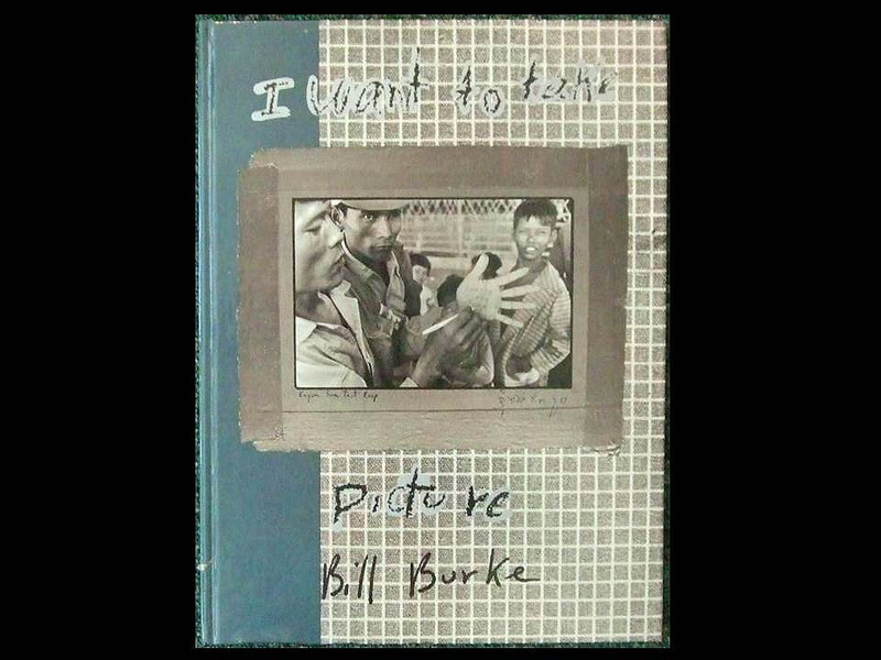 I Want to Take Picture by Bill Burke, First Edition