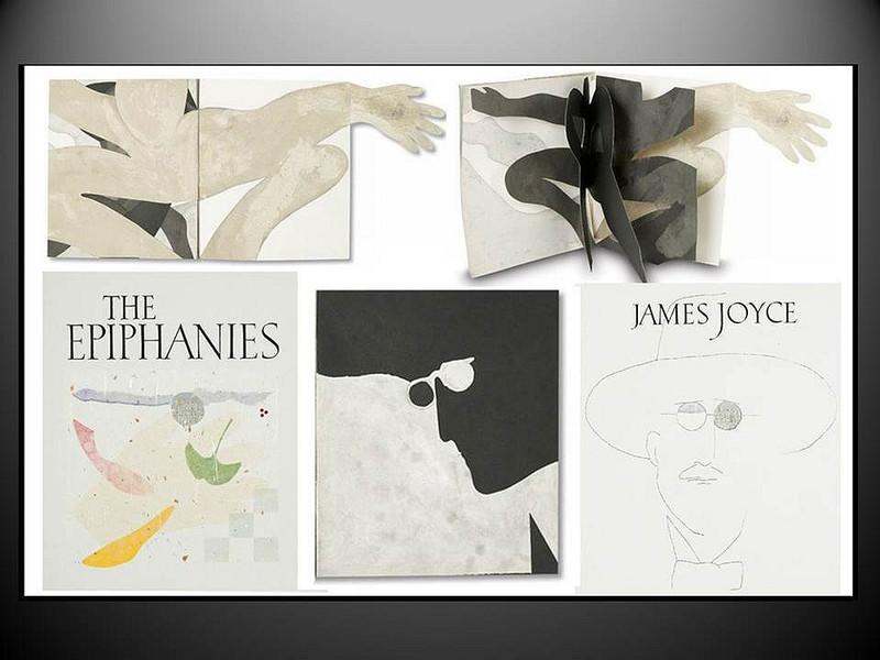 The Epiphanies by James Joyce, Original Art by Susan Weil and Van Dyke
