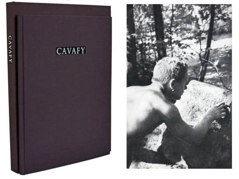 A Tribute to Cavafy, Photos by Duane Michals, Signed Limited Edition