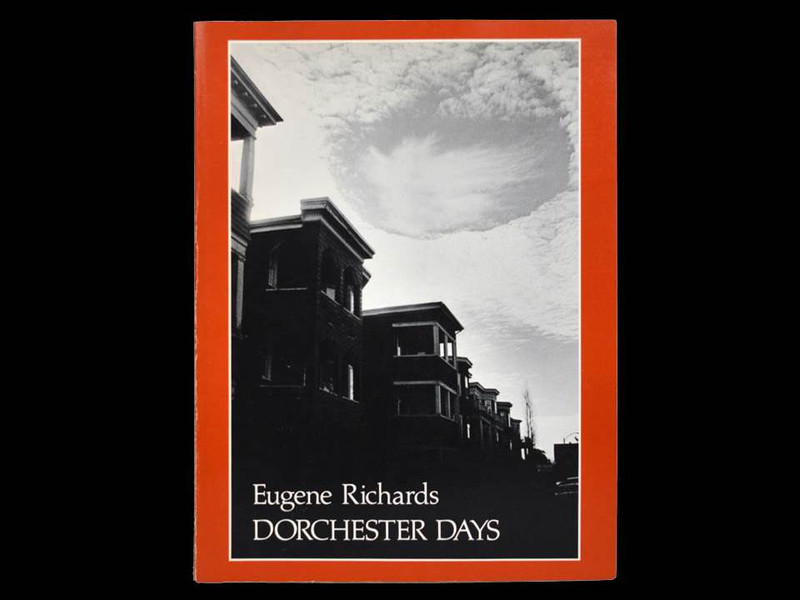 Dorchester Days by Eugene Richards, Signed First Edition with Ephemera