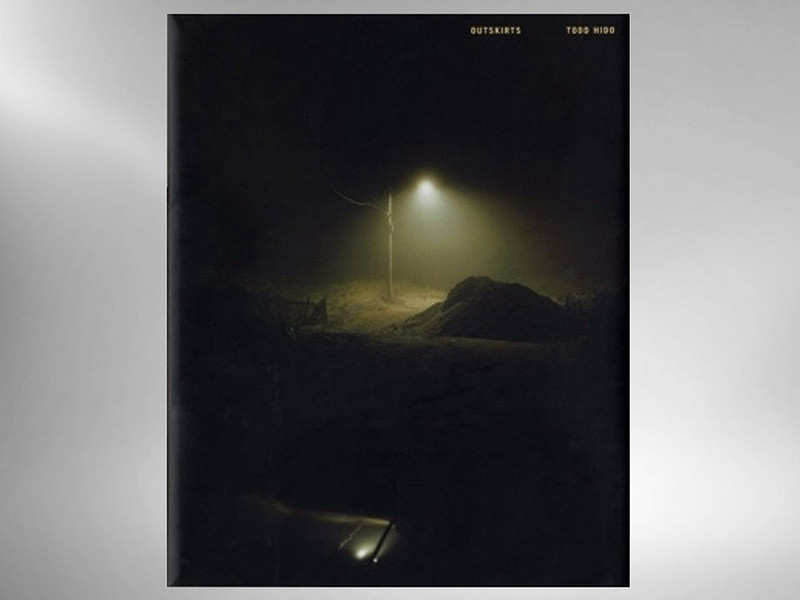 Outskirts by Todd Hido, Signed First Edition