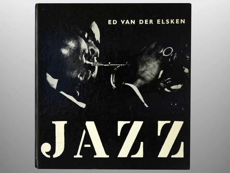 Jazz by Ed Van der Elsken, First Edition