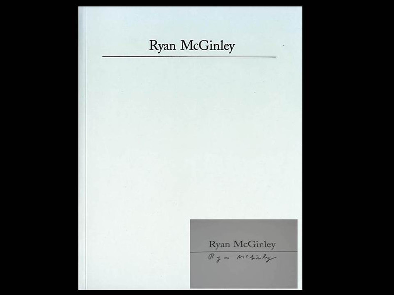 Ryan McGinley by Ryan McGinley, Artist Signed First Edition, 2004