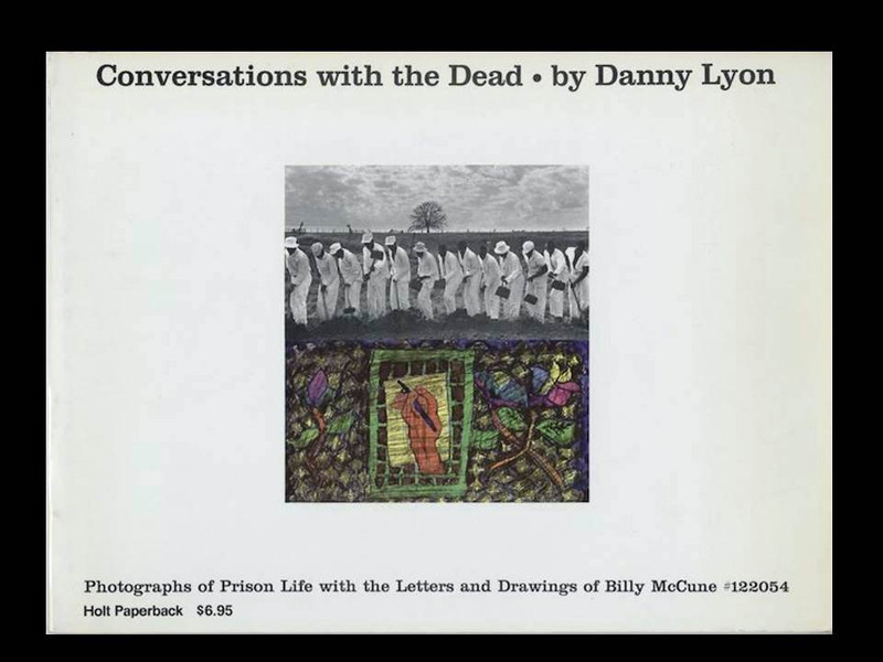 Conversations with the Dead by Danny Lyon, 1971
