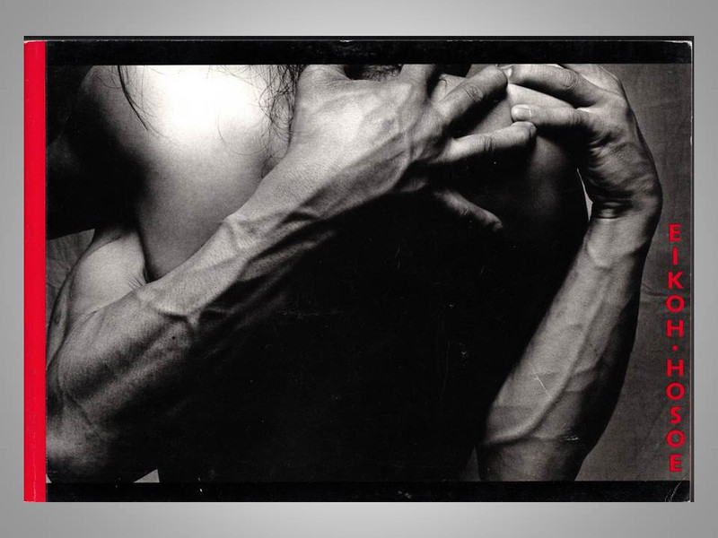 Eikoh Hosoe: Untitled 42, Signed and Inscribed Ralph Gibson Association Copy