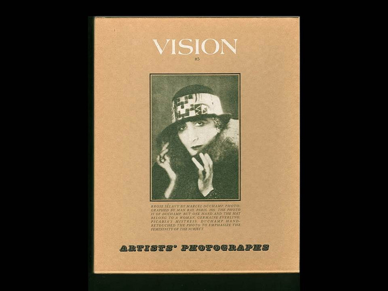 Artist's Photographs, Vision 5, 1981, Limited Edition