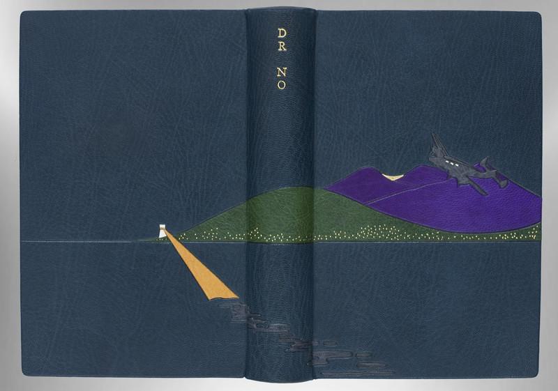 Dr. No by Ian Fleming, Signed Sangorski & Sutcliffe Binding