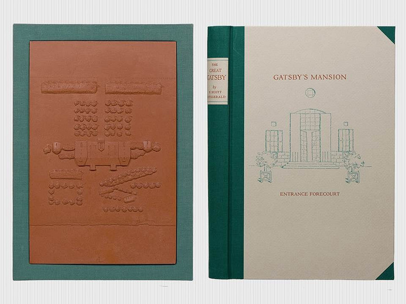 The Great Gatsby, Art by Michael Graves, Arion Press Deluxe Limited Edition