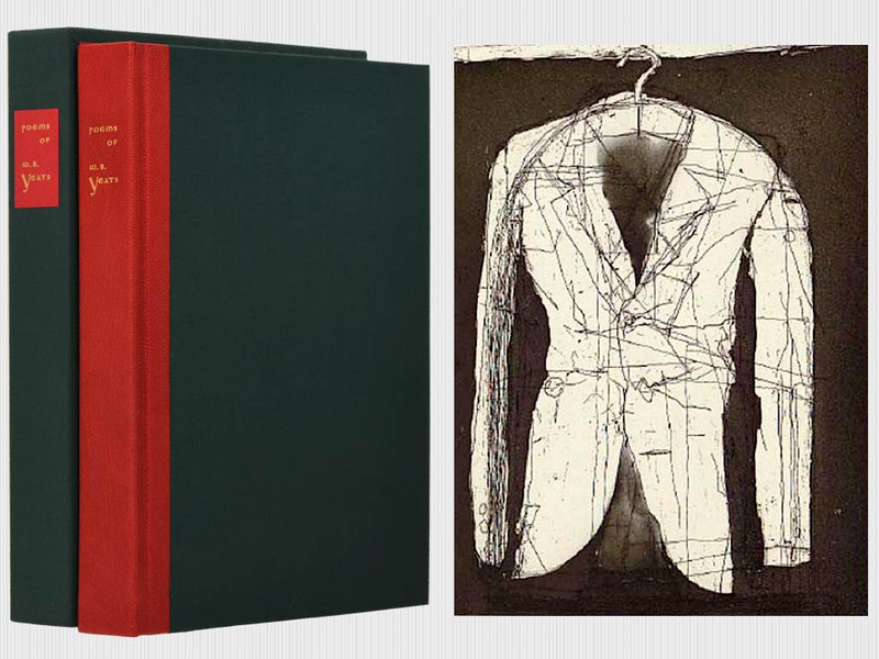 Poems of W. B. Yeats, Art by Richard Diebenkorn, Arion Press, Limited Edition