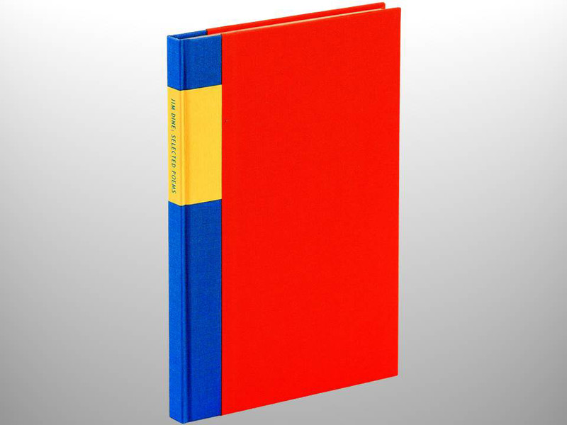 Diary of a Non-Deflector, Poems and Art by Jim Dine, Arion Press, Limited Edition