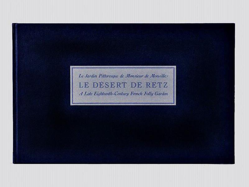 Le Désert de Retz by Diana Ketcham, Art by Michael Kenna, Arion Press Limited Edition