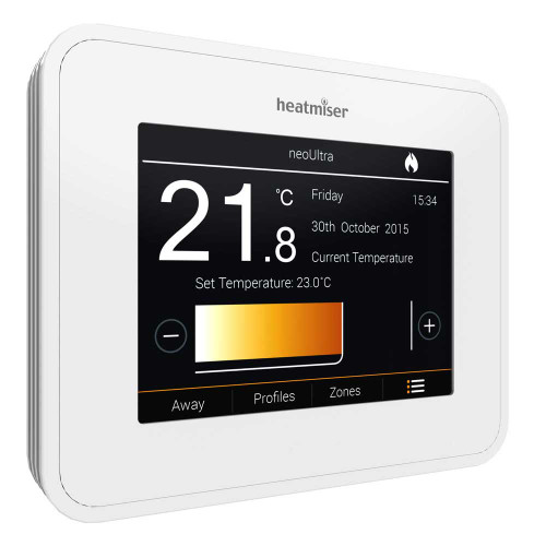 Heatmiser neoUltra Colour Thermostat