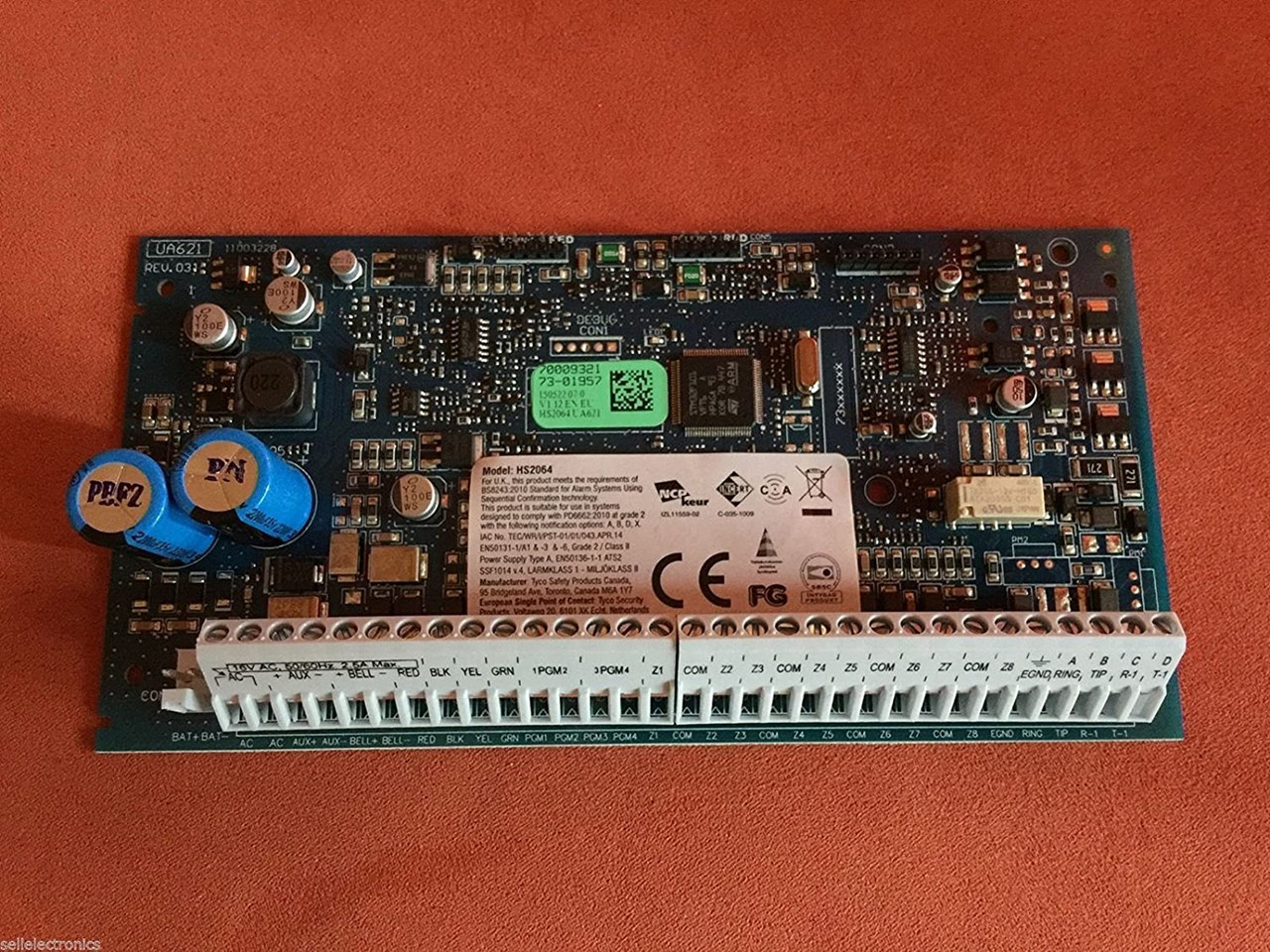 DSC Power Series HSM2204 Power Supply Module NEW IN BOX