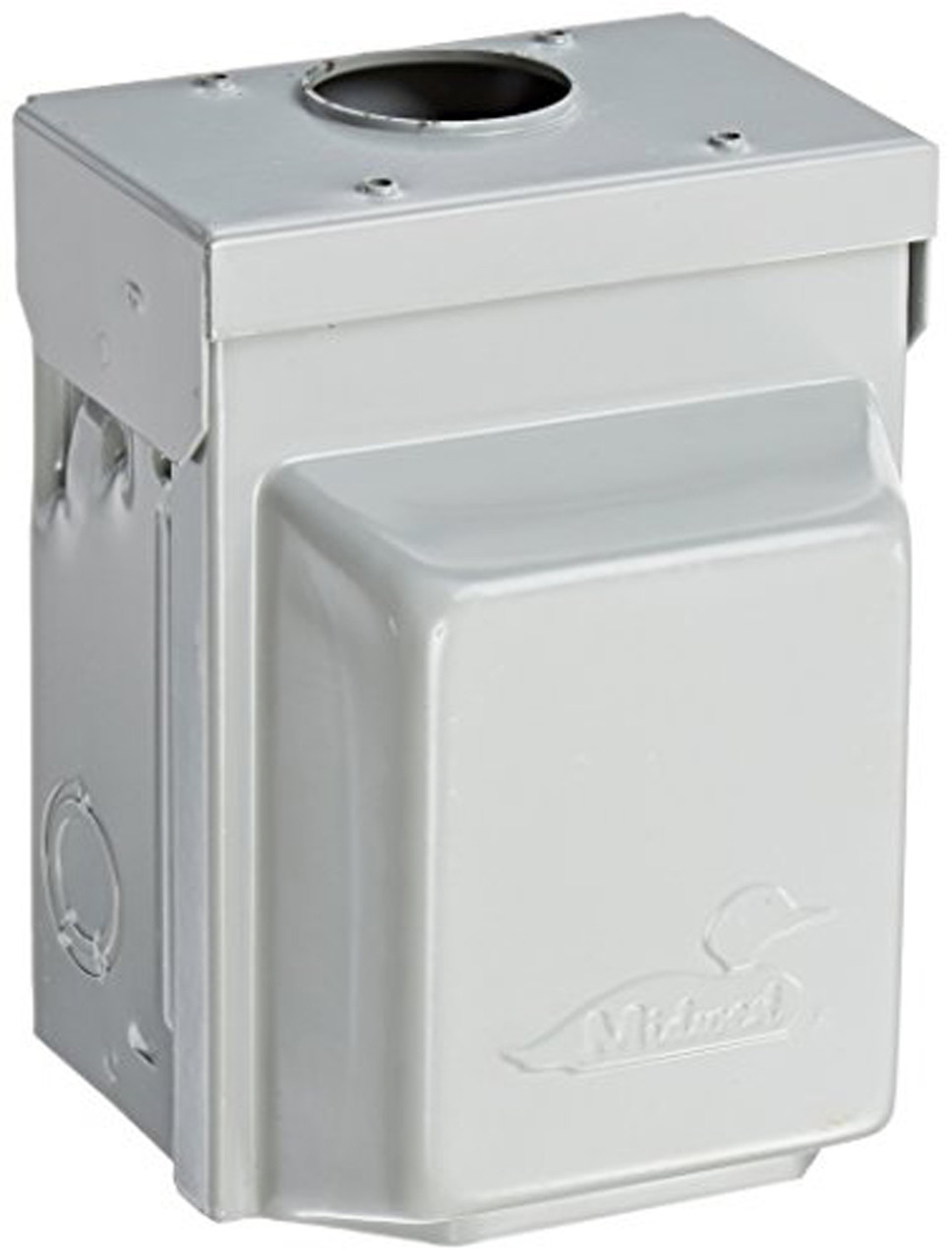 Midwest power outlet U010010 20a 120v