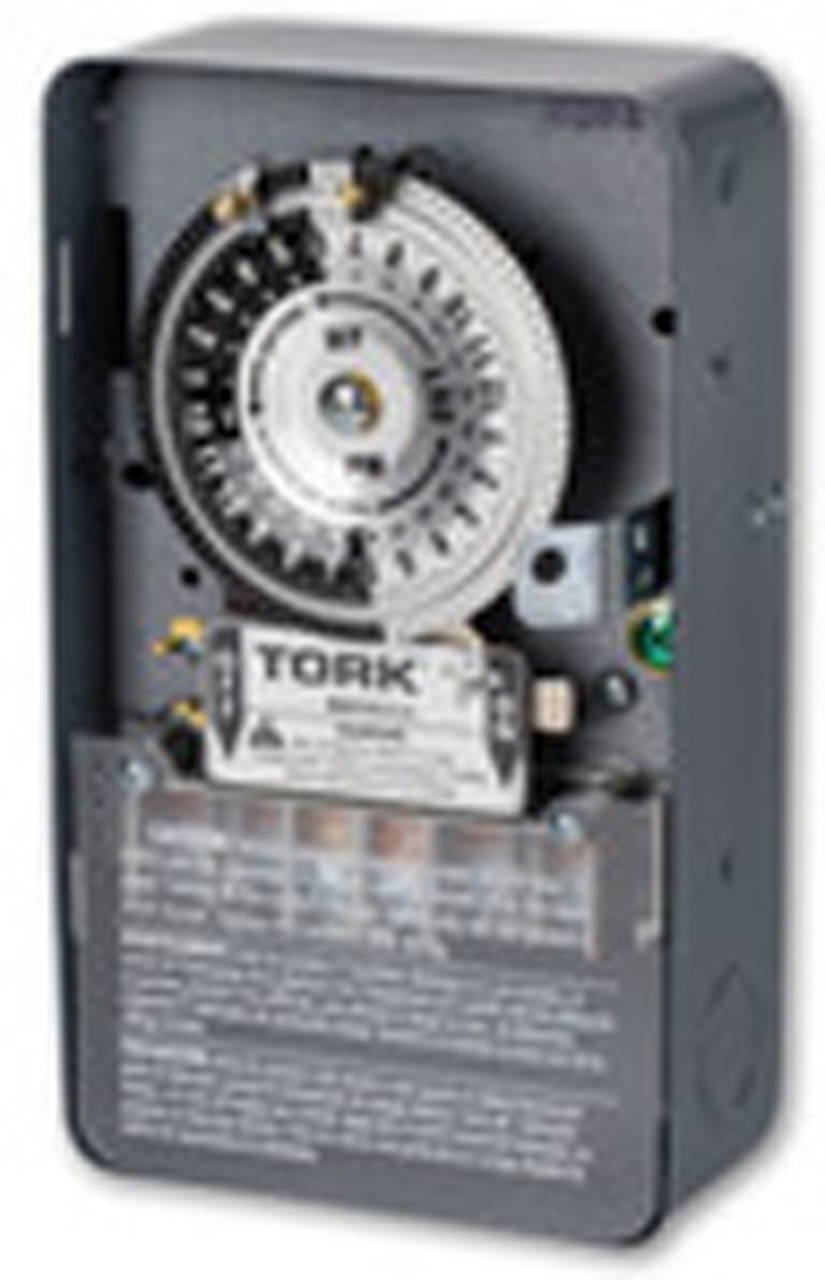 Nsi Tork 1109a 24 Hour Time Switch 120 277v 40a Dpst Jbj Supply