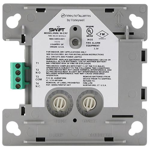 Fire-Lite W-CRF SWIFT Relay Module