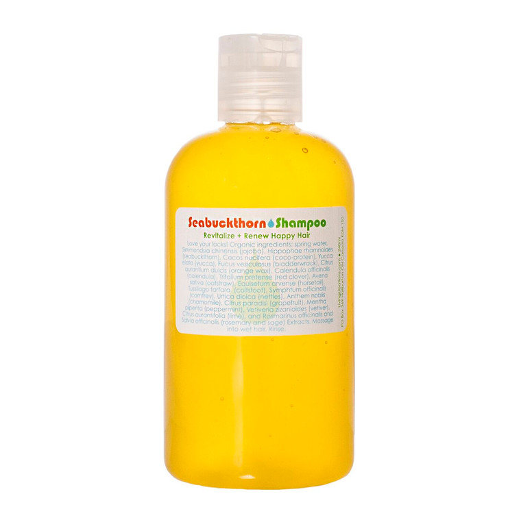 Living Libations Sea buckthorn Shampoo