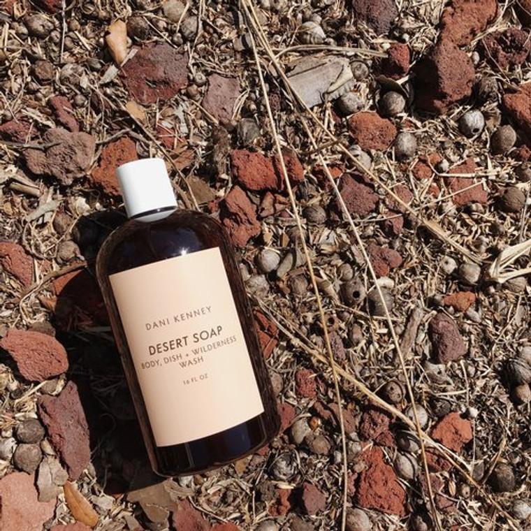 Dani Kenney Desert Soap