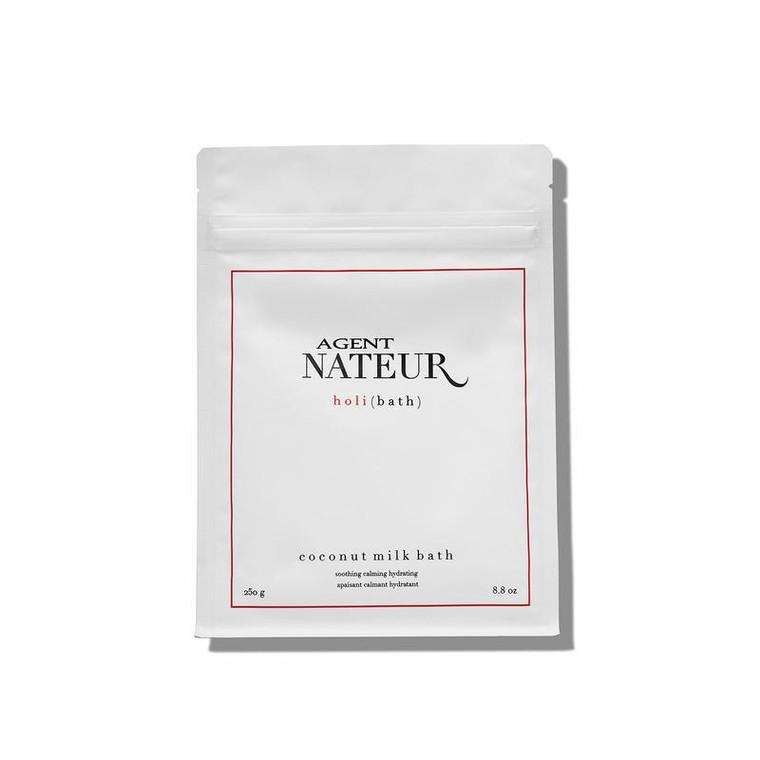 Agent Nateur holi(bath)