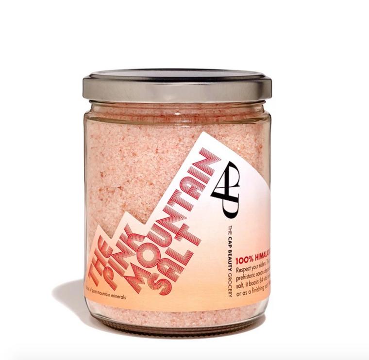 Cap Beauty Pink Mountain Salt