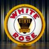 "White Rose Ethyl - 13.5"" Gas Pump Globe"