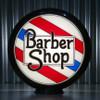 "Barber Shop - 13.5"" Advertising Globe"