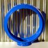 "13.5"" Light Blue Capco Globe Body"
