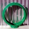 """13.5"""" Green Capco Globe Body"""