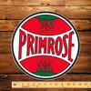 "Irving Primrose 12"" Pump Decal"