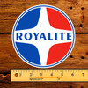 """Royalite Products 6"""" Lubester Decal"""