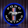 Ford Mustang | Gas Pump Globe