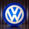 "VW Volkswagon - 13.5"" Advertising Globe"