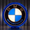 BMW Motorcycles custom globe | Pogo's Garage
