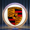 Porsche custom globe   Pogo's Garage