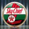 "Texaco Sky Chief Gasoline - 13.5"" Gas Pump Lenses"