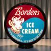 "Bordens Ice Cream - 13.5"" Advertising Globe"
